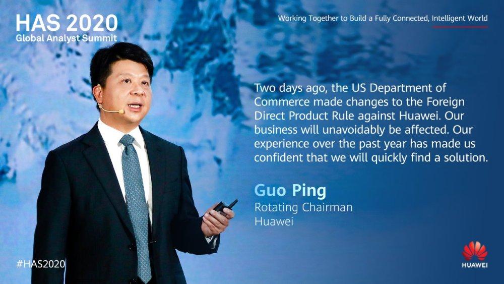 Huawei HAS 2020 Global Analyst Summit-2