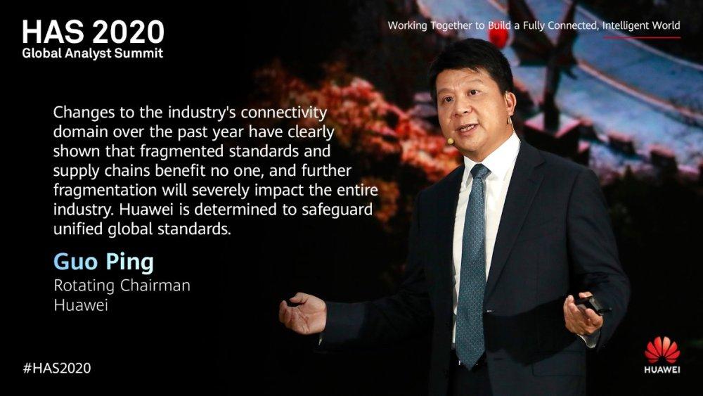 Huawei HAS 2020 Global Analyst Summit -4