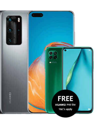 Huawei P40 series south africa deal