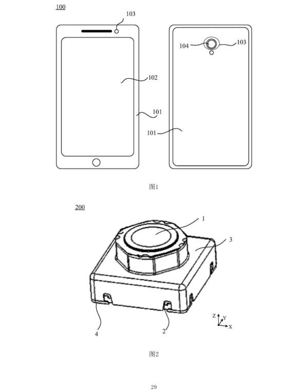 Huawei liquid lenses patent-2