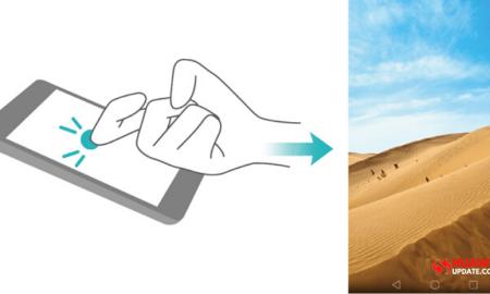 Knuckle Gestures