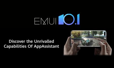 EMUI 10.1 Gaming