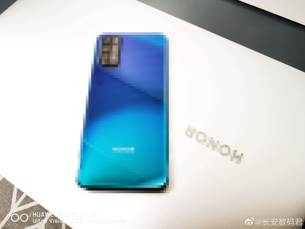 Honor 30 Youth Edition Live image