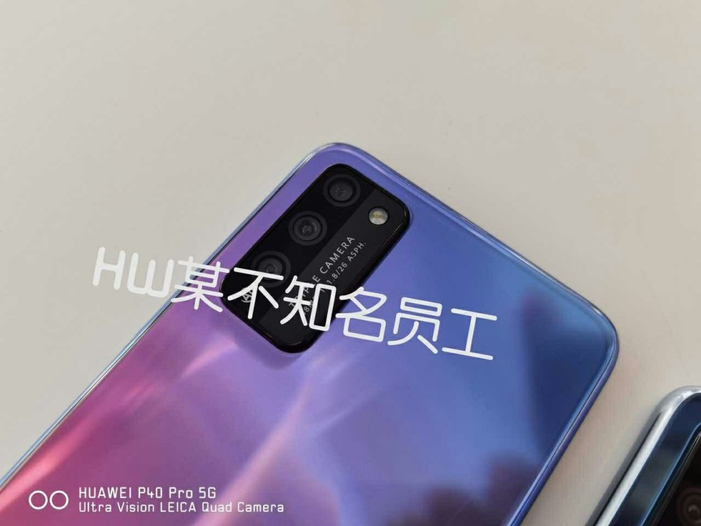 Honor 30 Youth Edition aka 30 Lite color
