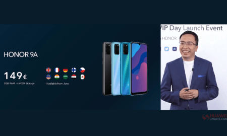Honor 9A Launched Globally