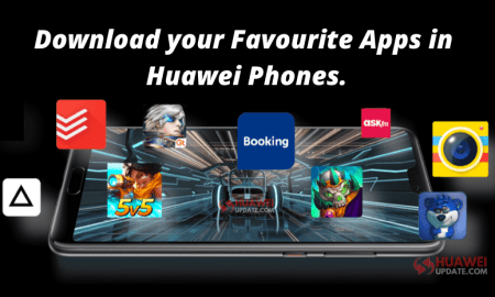 How to download your Favourite Apps in Huawei Phones