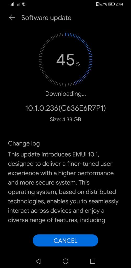 Huawei Mate 30 Pro EMUI 10.1 Philippines
