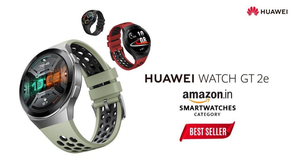 Huawei Watch GT 2e Review - Amazon