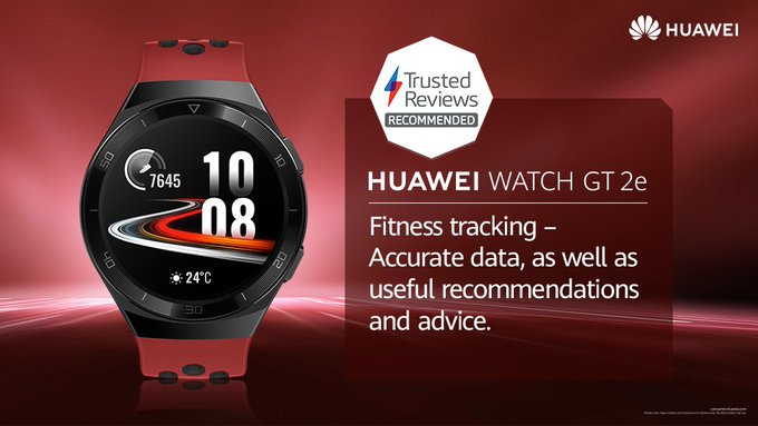 Huawei Watch GT 2e Review- Trusted Reviews