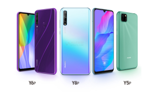 Huawei Y8p and Y6p