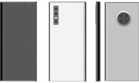 Huawei's under-screen