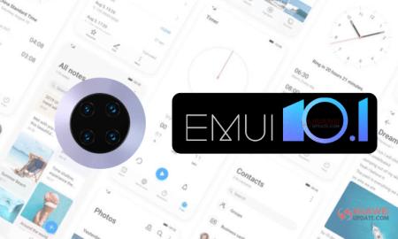 Mate 30 Pro EMUI 10.1 update