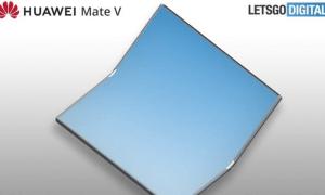 Huawei registered Mate V trademark