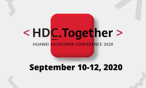 Huawei Developer Conference 2020 Keynote