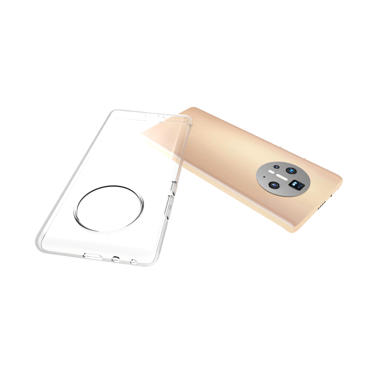 Huawei Mate 40 Pro transparent case-4