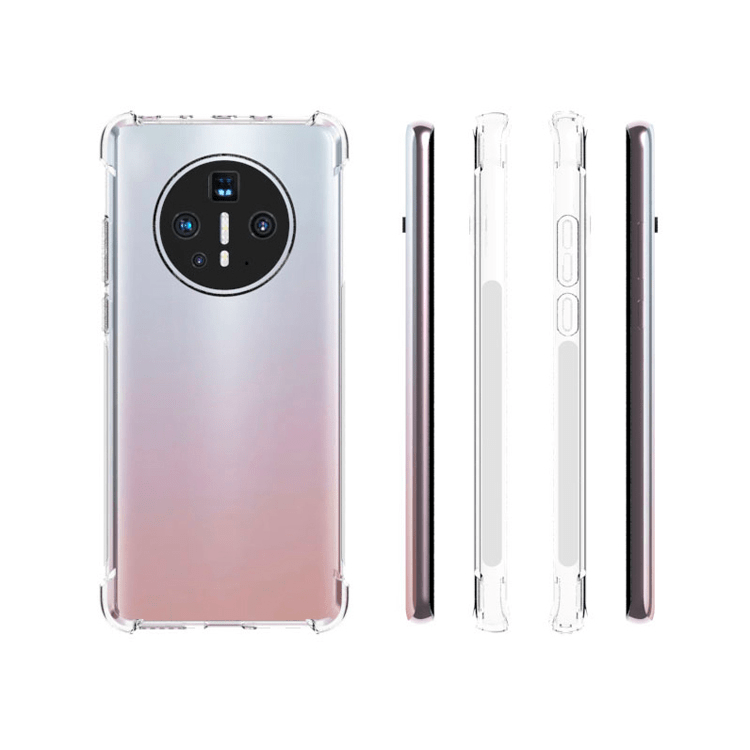 Huawei Mate 40 transparent case-2