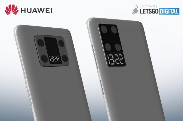 Huawei P50 Pro Patent