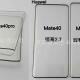 Mate 40 series screen protector leaked