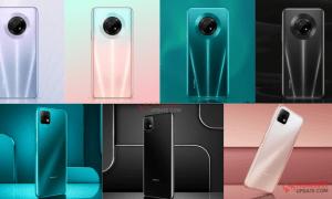 Huawei Enjoy 20 and Enjoy 20 Plus 5G