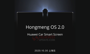 Hongmeng OS 2.0 - Huawei Smart Screen