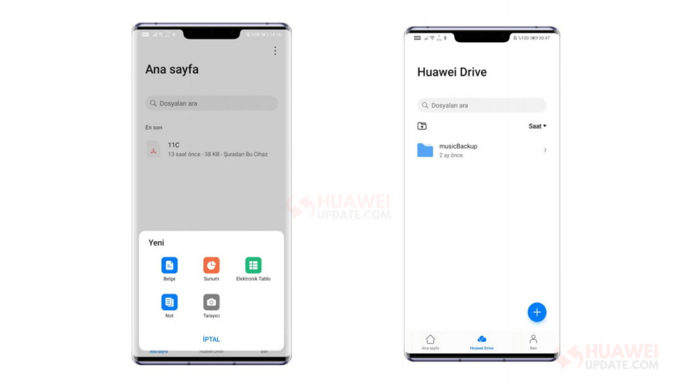 Huawei Docs is here, Download APK