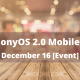 HarmonyOS 2.0 Mobile Beta launch event
