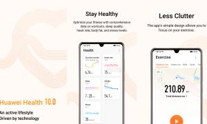 Huawei Health App Logo
