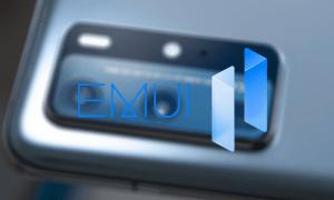 Huawei P40 Series EMUI 11.0.0.166