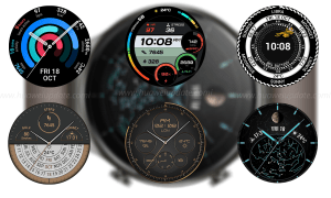 Huawei Watch GT 2 Pro Face