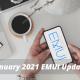 January 2021 EMUI updates