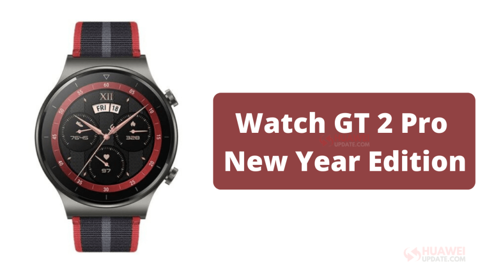 Watch GT 2 Pro New Year Edition