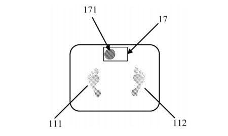 HUawei Patent Medical device