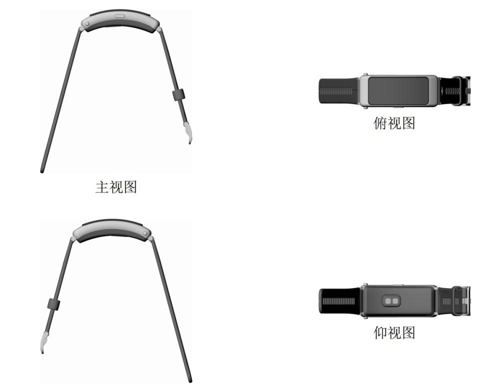 Huawei patent watch
