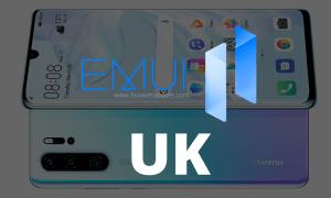 Huawei P30 Pro EMUI 11 stable UK