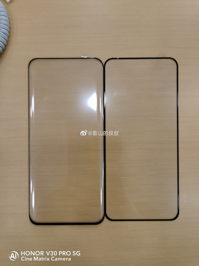 Huawei P50 series tempered glass