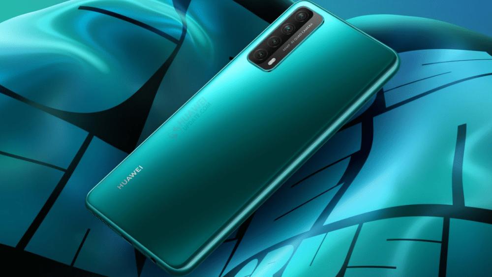 Huawei P Smart 2021 -HU