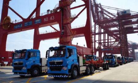 Huawei and China Mobile Help Ningbo-Zhoushan Port News 2