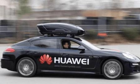 Huawei car demo image