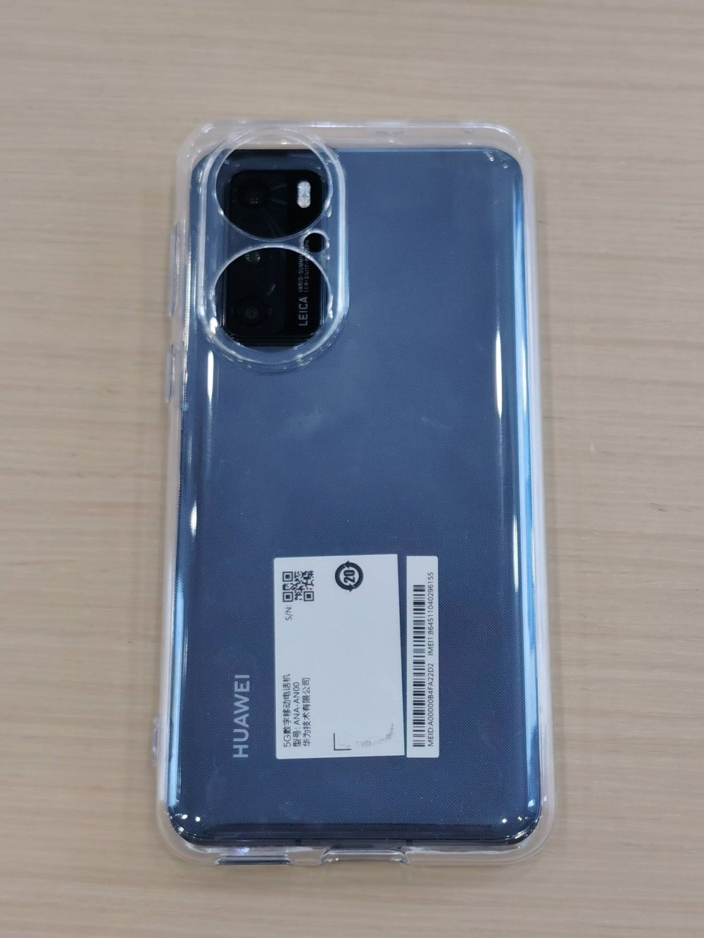 Comparison of Huawei P50 and Huawei P50 Pro case with Huawei P40, Huawei Mate 40 and Huawei P40 Pro-2