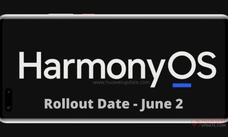 Huawei HarmonyOS launching on June 2