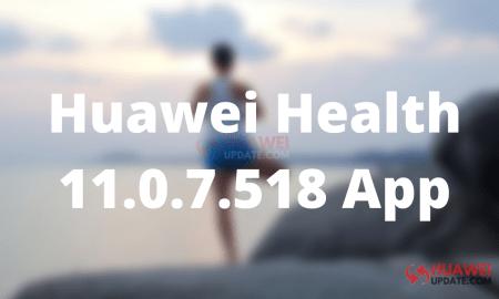 Huawei Health 11.0.7.518 App