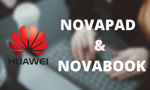 NOVAPAD and NOVABOOK