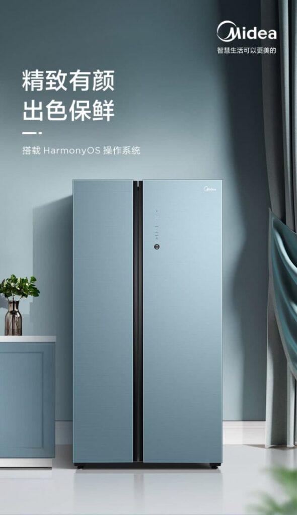 midea-refrigerator-harmonyos