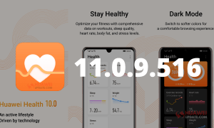 Huawei Health 11.0.9.516