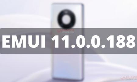 Huawei Mate 40 Pro EMUI 11 Update