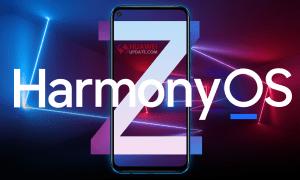 Huawei Nova 5z HarmonyOS 2 closed beta