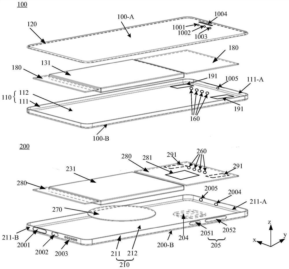Detachable Mobile Terminal patent Huawei