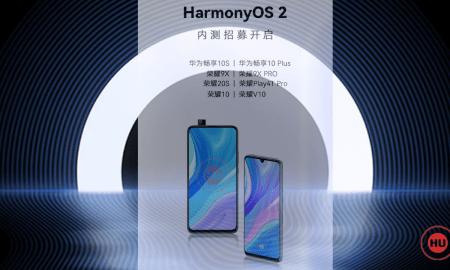 HarmonyOS 2.0.0.145 beta update