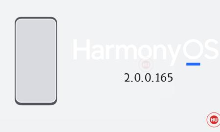 HarmonyOS 2.0.0.165 Mate 10