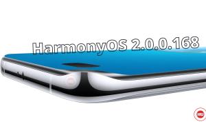 HarmonyOS 2.0.0.168